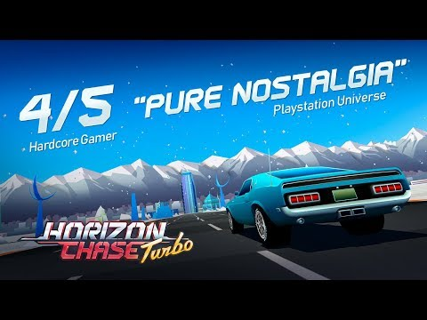 Horizon Chase Turbo - Accolades Trailer
