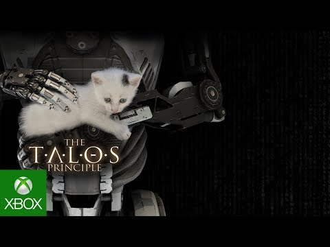 The Talos Principle - Launch Trailer