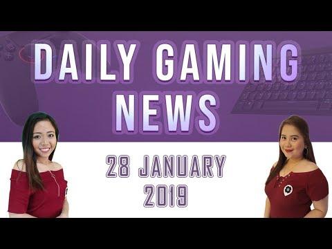 AKS Gaming News 28/01/2019