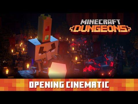Minecraft Dungeons: Opening Cinematic