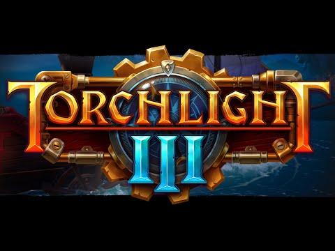 Announcing - Torchlight III
