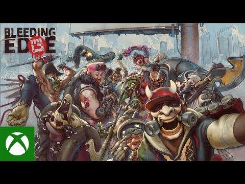 Bleeding Edge - E3 2019 - Announce Trailer
