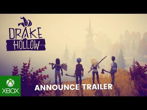 Drake Hollow - X019 - Announce Trailer