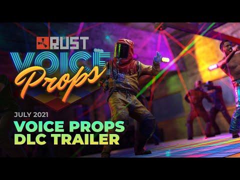 Rust - Voice Props DLC