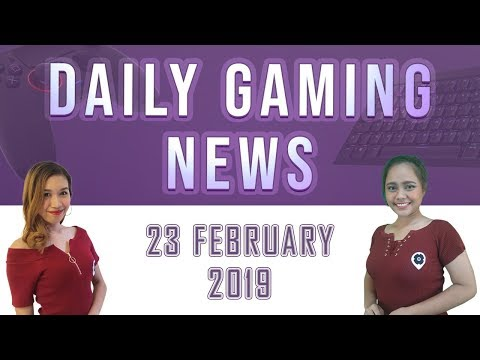 AKS Gaming News 23/02/2019