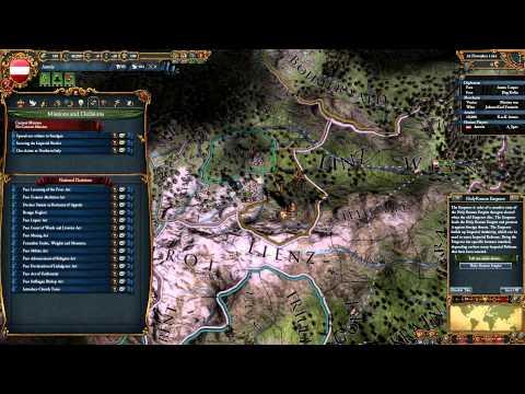 Europa Universalis IV: Video Developer Diary - Warfare