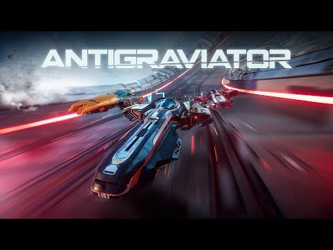 Official Antigraviator 4K PC LaunchTrailer