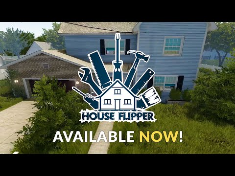 House Flipper Official Trailer