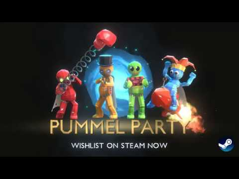 Pummel Party Trailer