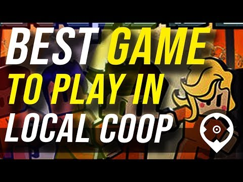 Best Games to Play in Local Co op