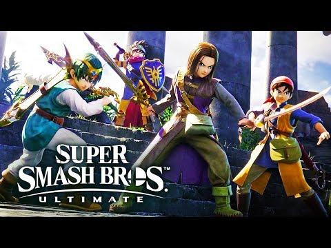 Super Smash Bros. Ultimate - Dragon Quest Reveal Trailer | E3 2019