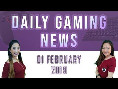 AKS Gaming News 01/02/2019