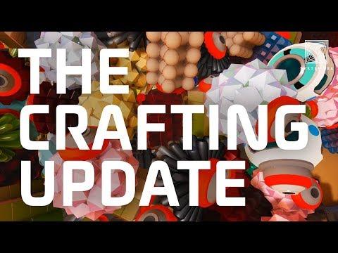 Astroneer: Crafting Update Trailer