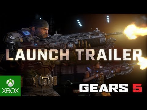 Gears Forever - Gears 5 Launch Trailer