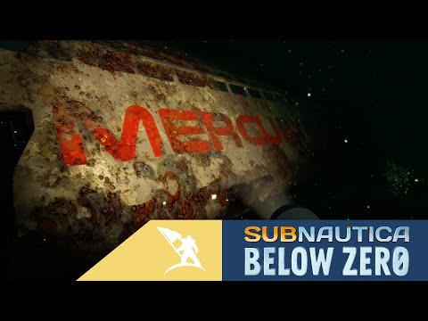 Subnautica: Below Zero Lost Ship Update
