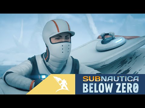 Subnautica: Below Zero Trailer