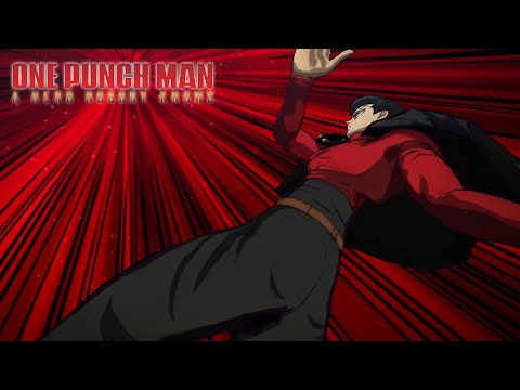 One Punch Man: A Hero Nobody Knows - Tank Topper Army ft Metal Bat Trailer - PS4/XB1/PC