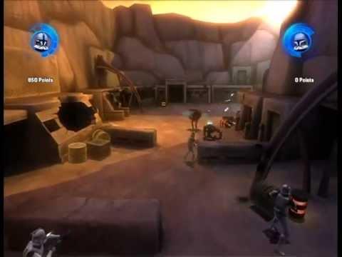 Star Wars The Clone Wars Republic Heroes Walkthrough: Part 3