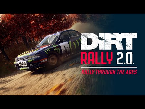 Rally Through the Ages | DiRT Rally 2.0 [UK]