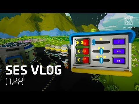 SES Vlog 028: Splitters & Space Kamehamehas