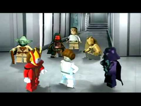 LEGO Star Wars: The Complete Saga - Trailer 08-22-07