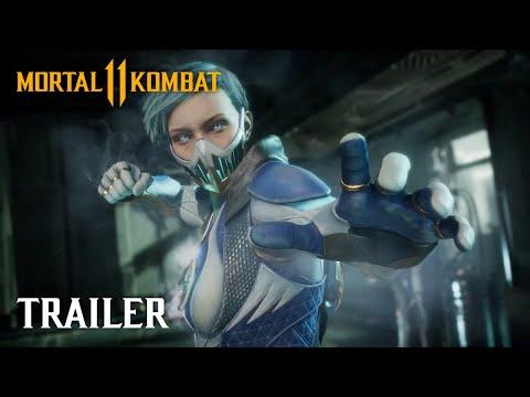 Frost Reveal | Official Trailer | Mortal Kombat