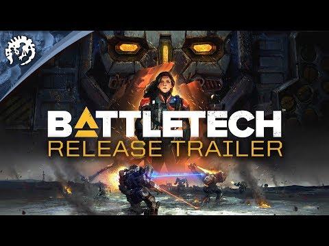 BATTLETECH | Release Trailer