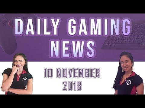 AKS Gaming News / Part 2 : 10/11/2018