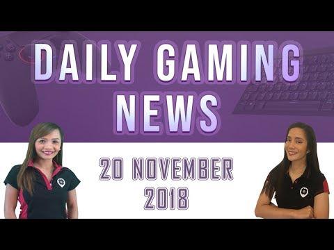AKS Gaming News / Part 2 : 20/11/2018