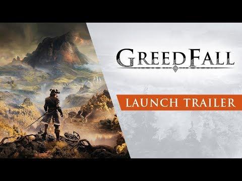 GreedFall - Launch Trailer