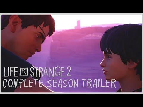Life is Strange 2 - Complete Season Trailer