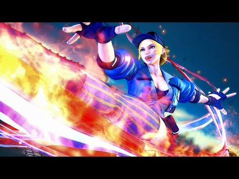 Street Fighter V: Arcade Edition – Lucia Gameplay Trailer