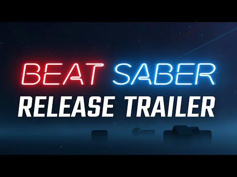 Release Trailer | Beat Saber