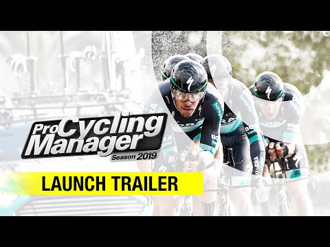 Pro Cycling Manager 2019 | Launch Trailer