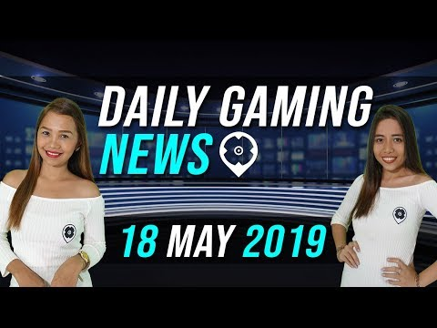 AKS Gaming News 18/05/2019