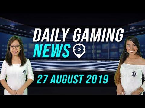 AKS Gaming News 27/08/2019