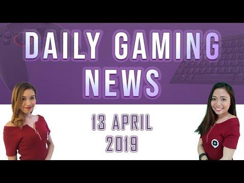 AKS Gaming News 13/04/2019