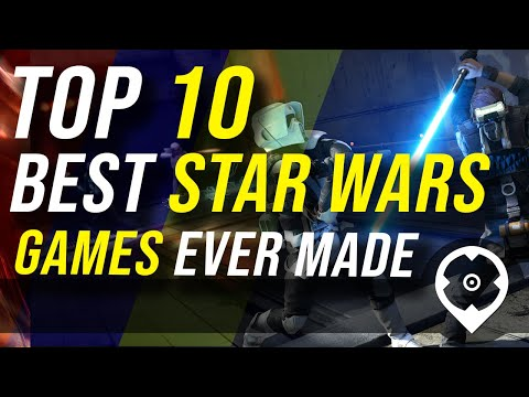 Top 10 Best Star Wars Games Ever Made