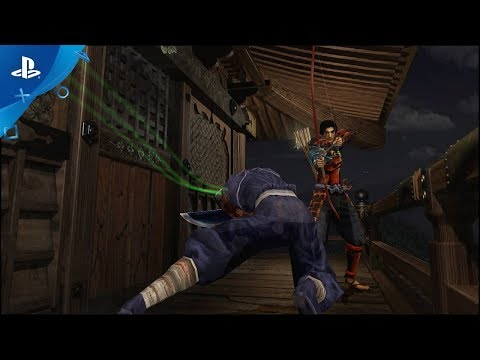 Onimusha: Warlords – Action Gameplay Trailer | PS4