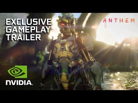 EXCLUSIVE: ANTHEM - Official CES 2019 Trailer