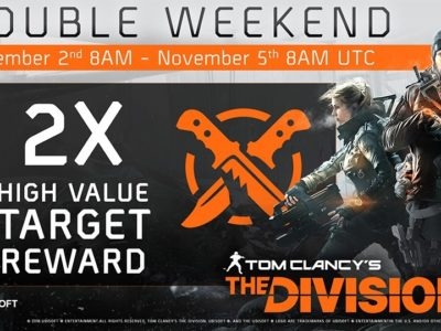 Weekend Event – Double High Value Target Rewards