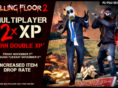 2XP Is Here For The Final Weekend Of The MONSTER MASQUERADE!