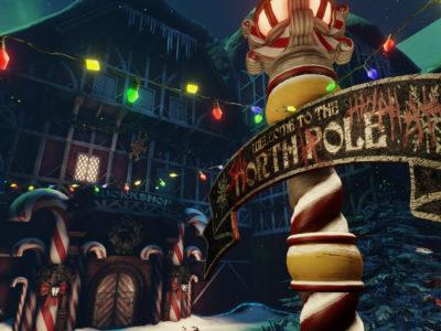 Killing Floor 2 Build 1073 Opt-In Twisted Christmas Beta!