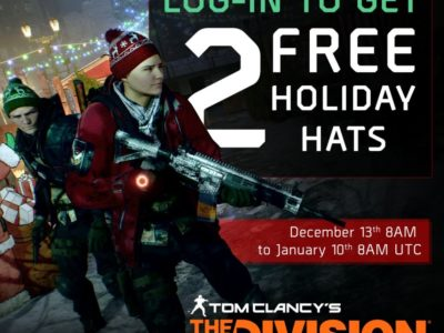 CHRISTMAS BEANIES RETURN IN THE DIVISION