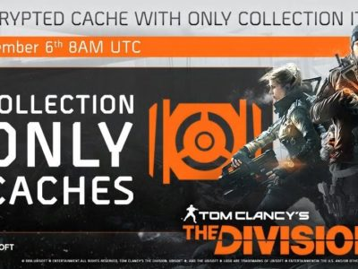 ENCRYPTED COLLECTION CACHE ARRIVES IN THE DIVISION