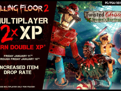 Double XP Is Back – All Week!