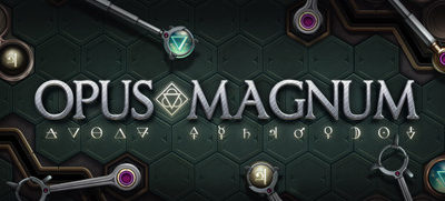 Now Available on Steam – Opus Magnum, 10% off!