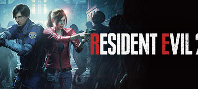Now Available on Steam – RESIDENT EVIL 2 / BIOHAZARD RE:2