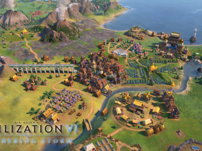 Sweden Joins the Fray in Civilization 6 Gathering Storm