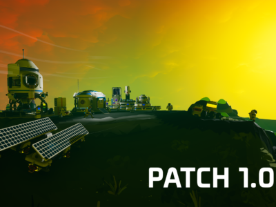 Patch 1.0.6 is live!